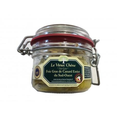 Foie gras de canard entier du Sud Ouest
