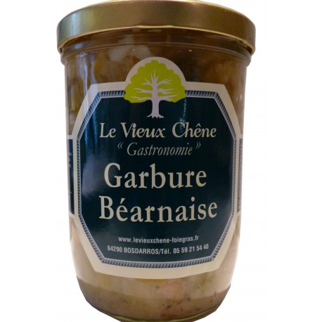 Garbure Béarnaise 750g