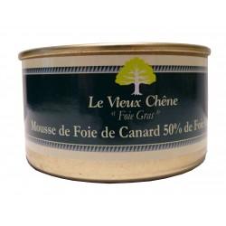 Mousse de Foie de Canard 50% de Foie Gras