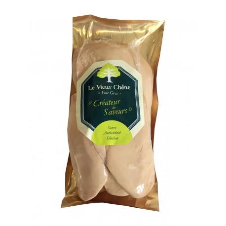 Foie gras de canard extra du Sud Ouest sous vide