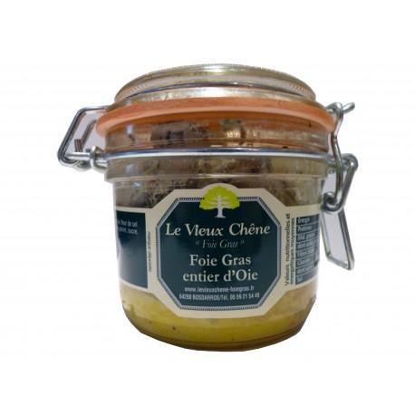 Foie gras entier d Oie
