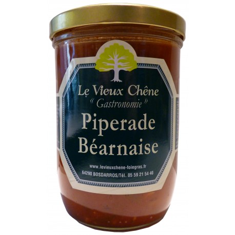 Piperade Béarnaise
